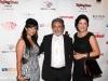 My Uncle Rafael star Anahid Avanesian and Legendary Iranian singer Dariush with wife Venus