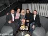 Vahik Pirhamzei with ArmenianPulse.com founders Harout and Lisa Kalandjian and Itsmyseat.com founder Vahe Shahinian