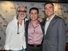 My Uncle Rafael star Vahik Pirhamzei with writer/director Vahe Berberian and director Eric Nazarian