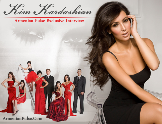 kim kardashian � the armenian interview armenian pulse