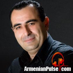 Armenian singer Armen Aloyan