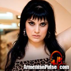 Armenian Singer Mona