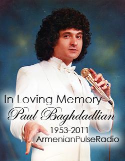 Paul Baghdadlian In Loving Memory
