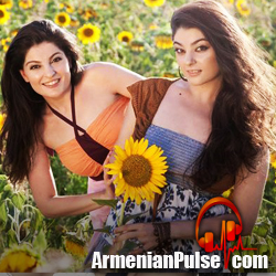 Inga and Anush Arshakyans Im Anune Hayastan e Video