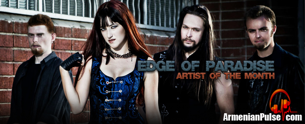 Edge of Paradise Armenianpulse.com Artist of the Month