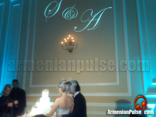 Andy & Shani Married! Picture 2