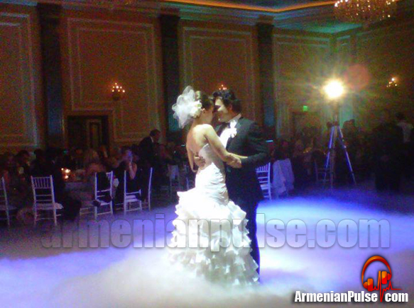 Andy Madadian & Shani Wedding Pictures