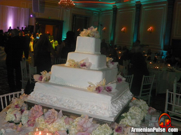 Andy & Shani Wedding Pictures The Cake