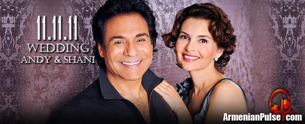 Andy & Shani Wedding 11.11.11