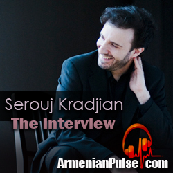 Serouj Kradjian Interview Insert
