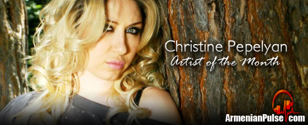 Christine Pepelyan - Artist of the Month