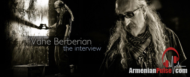 Vahe Berberian Interview with Lisa Kalandjian Armenianpulse.com