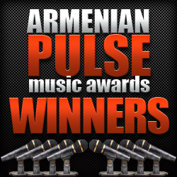 Armenian Pulse Music Awards Winners