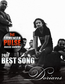 Dorians Winner Best Song Armenian Pulse Music Awards