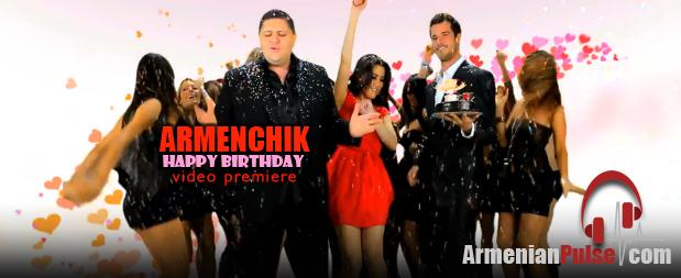 Armencik Happy Birthday Video