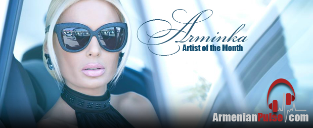 Arminka Artist of the Month Armenianpulse.com