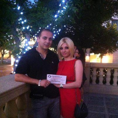 Congratulations to Harut and Elvina Sharnazyan for winning our 4th Concert Giveaway contest