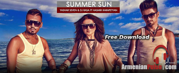 Hasmik Karapetyan Summer Sun Free Download