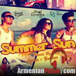 Hasmik Karapetyan- Summer Sun Free mp3 Download
