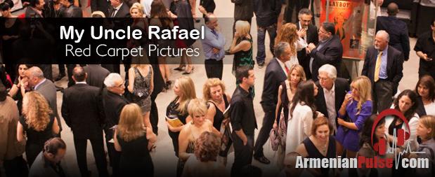 My Uncle Rafael world Premiere