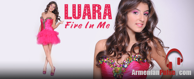Luara Spotlight Artist Fire in Me