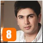 Number 8 Mihran Tsarukyan