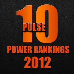 2012 Top 10 Armenian Power Rankings