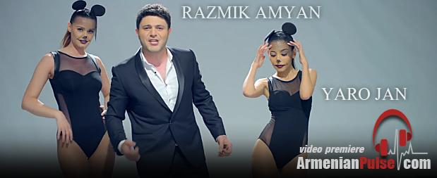 Razmik Amyan Yaro Jan