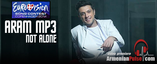 Aram MP3 Eurovision Song Contest 2014 Armenia
