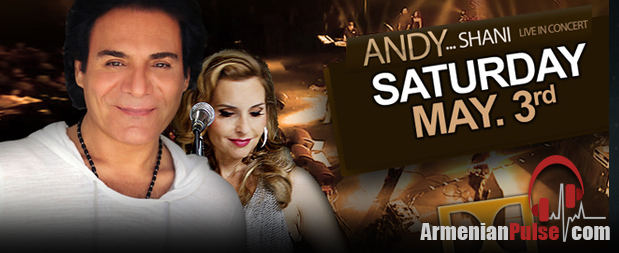 Andy Shani Dolby Concert
