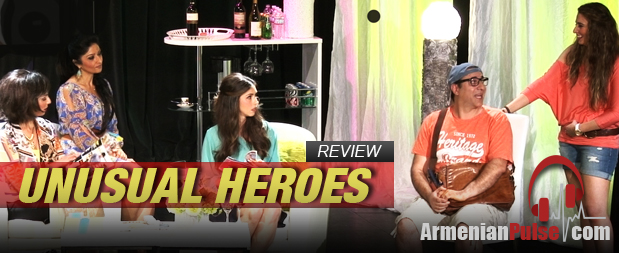 Unusual Heroes Review