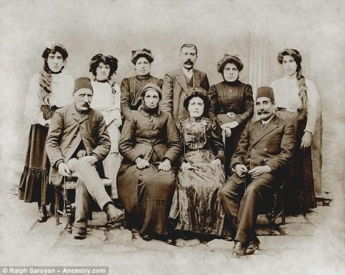 Kim Kardashian Armenian Ancestors