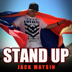 Jack Maysin Stand Up Video