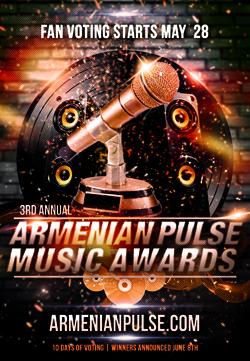 Armenian Pulse Radio Music Awards